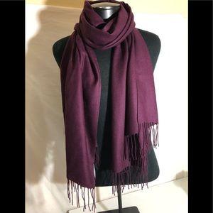 🔺SOLD🔺Nordstrom Wool Cashmere Lightweight Scarf
